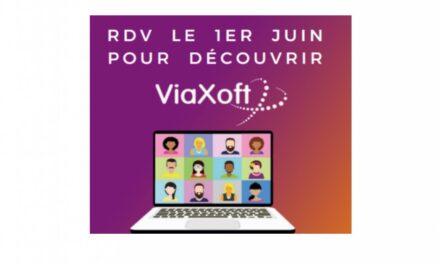 Découvrez notre logiciel back office ViaXeo  lors d'un webinar le 1er juin !